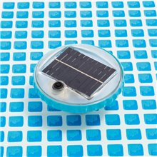 Luz LED flutuante  para piscinas Intex