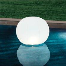 Luz LED flutuante para piscinas Globo Intex