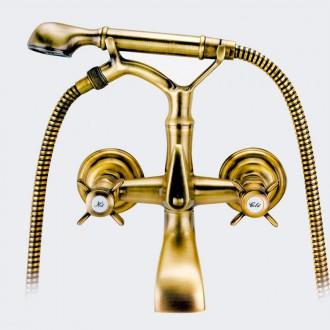 Torneira Lux com acessórios e chuveiro de mão PARMA - Griferías MR