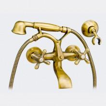 Torneira Lux com acessórios e chuveiro de mão PINTA - Griferías MR