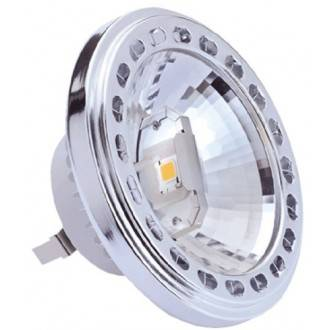 2 Lâmpadas AR111 de 15W - As de Led