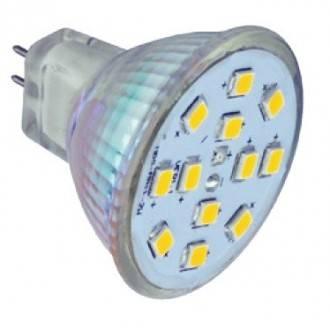 10 Lâmpadas LED de 2W - As de Led