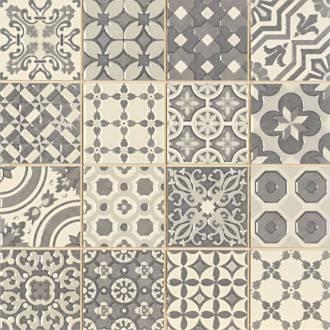 Mosaico CERÂMICA Barcelona - Dekostock