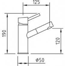 Torneira de lavatório CAIMAN - CLEVER