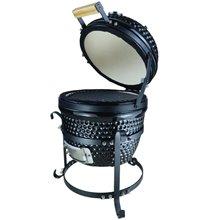 Barbecue circular fumegante Outsunny