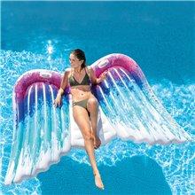 Boia  asas de anjo Intex