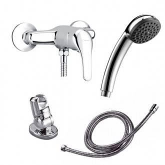 Duche PANAM com kit de duche - CLEVER
