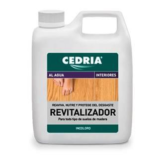 Revitalizador para pavimentos Cedria