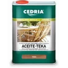 Óleo Teka Cedria
