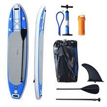 Prancha de Paddle Surf insuflável com remo Homcom