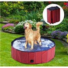 Jaula para cães ideal para viagens - PAWHUT