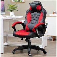 Cadeira de escritório com massagem e...