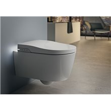 Sanita Smart toilet In Wash suspensa Inspira Roca