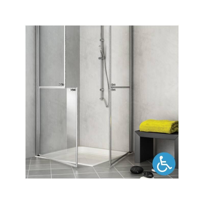 Porta painel de duche NEW WCCARE para duche - Unisan Sanindusa