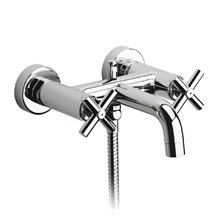 Torneira bicomando banheira-duche Loft Roca