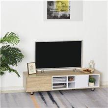 Móvel de televisão com 150x40x38 Homcom