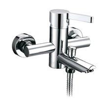 Conjunto de duche e banheira Fussion - GME