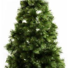 Árvore de natal grande e realista 210cm Homcom