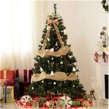 Árvore de natal grande com Leds 180cm Homcom