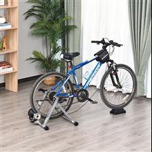 Rolo de treino para bicicleta com 5 níveis Homcom