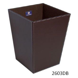 Caixote do lixo para casa de banho ECO PIEL - KOH-I-NOOR