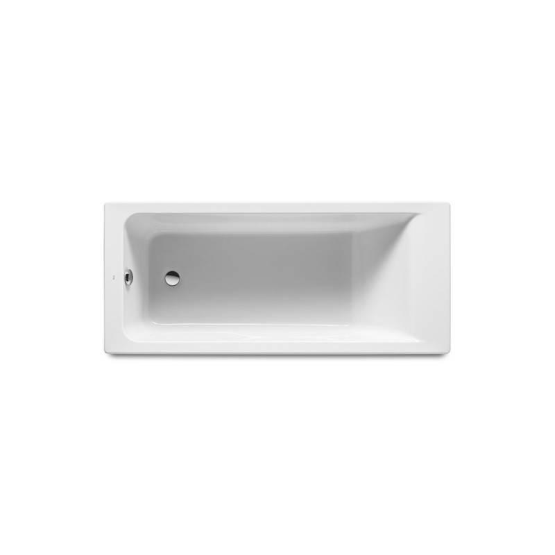 Banheira retangular ROCA Easy Square 170x70