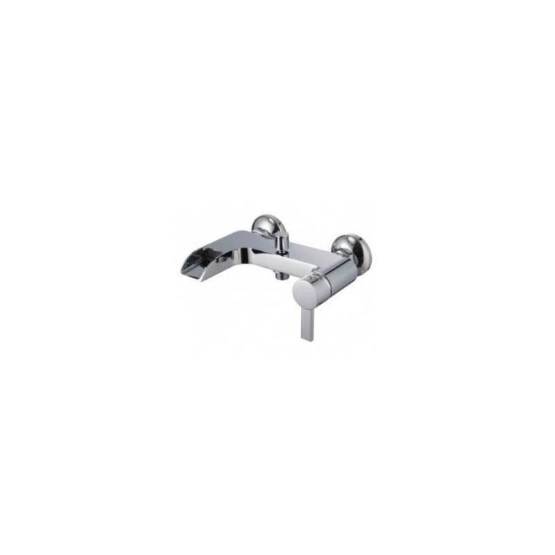 Conjunto Bimini com cascata para banheira-duche - CLEVER