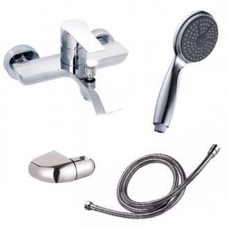 Torneira de banheira com kit de duche Agora - CLEVER