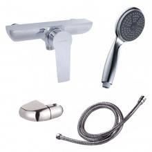 Torneira de duche com kit Agora - CLEVER