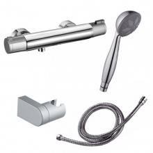 Torneira termostática duche Nine Urban com kit de duche _ CLEVER