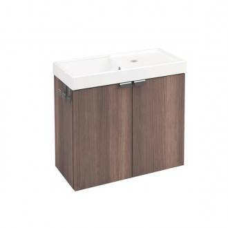 Móvel 2 portas 50 cm Fresno B-Box BATH+