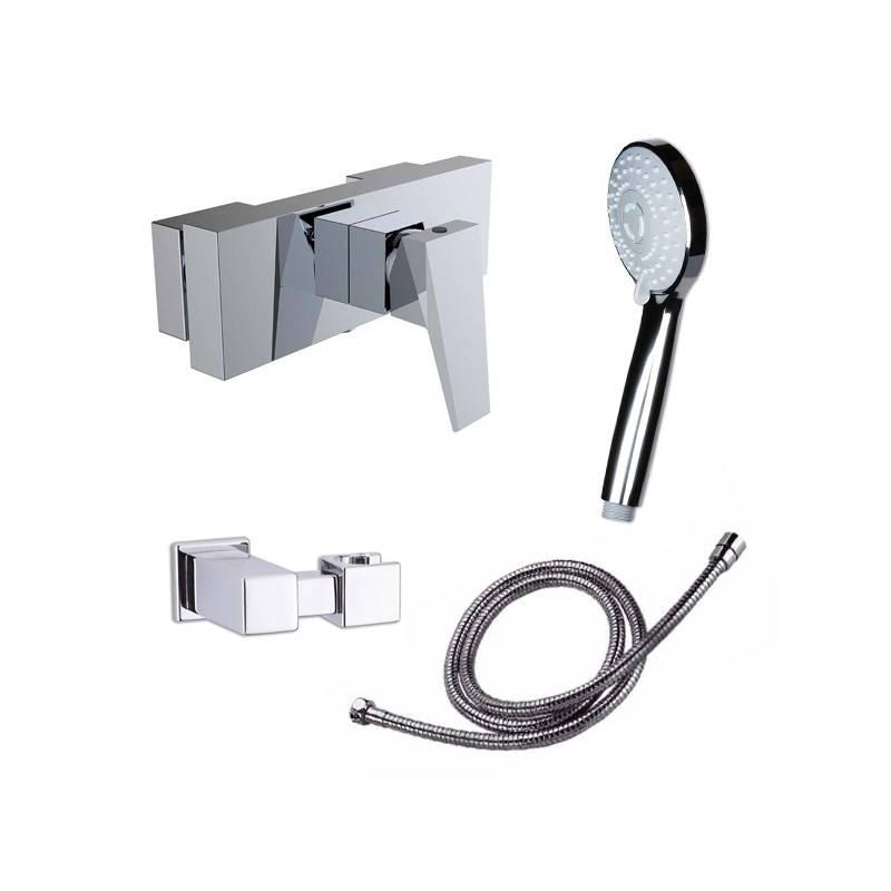Torneira de duche Ventu com kit de duche - CLEVER