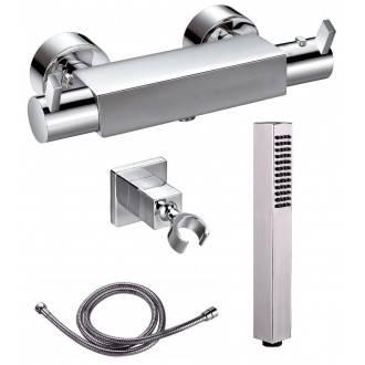 Duche termostático BIMINI completo - CLEVER