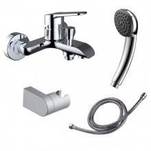 Torneira para banheira com kit de duche Start Elegance  - CLEVER
