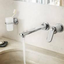 Torneira monocomando de lavatório de parede M Veris - GROHE
