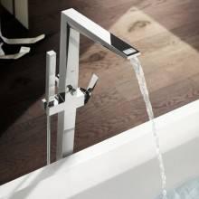 Torneira monocomando vertical de banheira e duche Allure Brilliant - GROHE