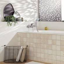 Torneira de banheira e duche com manípulo com ranhura Eurostyle - GROHE