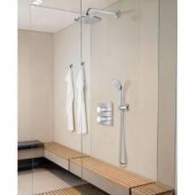 Conjunto de duche termostático Grohtherm 3000 Cosmopolitan RS 210 - GROHE