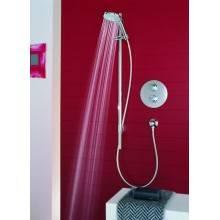 Conjunto de barra de duche e chuveiro de mão Rainshower Classic 130 - GROHE