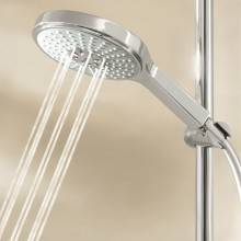 Conjunto de chuveiro de mão com barra de 60 cm Power&Soul Cosmopolitan 160 - GROHE