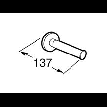 Porta-rolos sem tampa Hotels 2.0 Roca