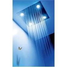 Kit de duche termostático 2 vias Cromoterapia TRES RC