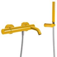Kit de Banheira-Duche Amarelo TRES STUDY