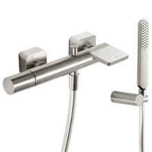 Kit de banheira-duche Aço TRES LOFT