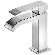 Torneira de lavatório S com dreno CUADRO-TRES