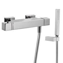Kit de duche termostático CUADRO-TRES