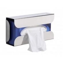 Suporte de papel Kleenex LUXE - Unisan Sanindusa