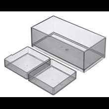 Caixa organizadora quadrada Stratum-N Roca