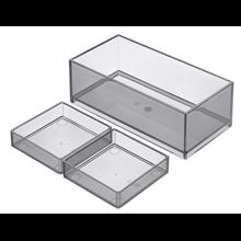 Caixa organizadora retangular Stratum-N Roca
