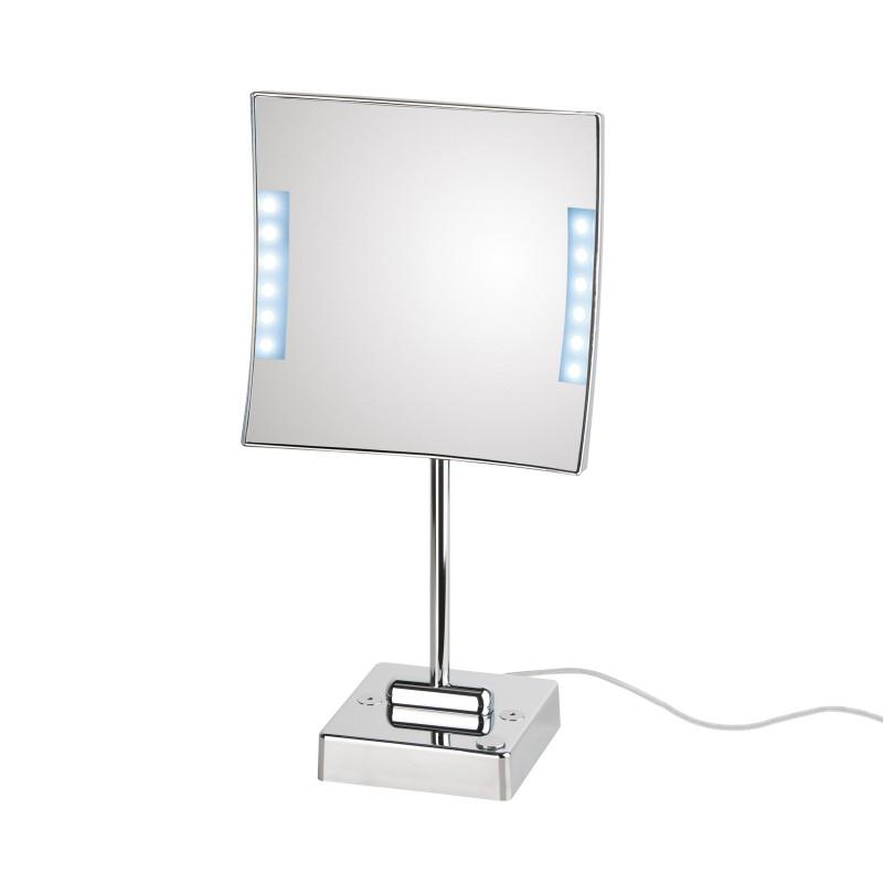 Espelho de aumento QUADROLO LED 3 - KOH-I-NOOR
